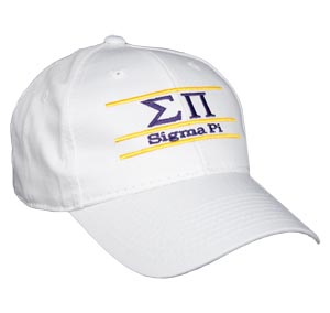 Sigma Pi Greek Letter Fraternity Snapback Bar Hats By The Game