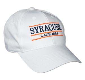 Syracuse Lax Snapback Lacrosse Bar Hats By The Game
