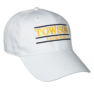 Towson State Lax Snapback Lacrosse Bar Hats By The Game