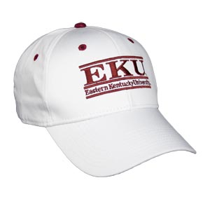 Eastern Kentucky Snapback College Bar Hats By The Game