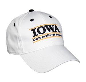 Iowa Snapback College Bar Hats By The Game