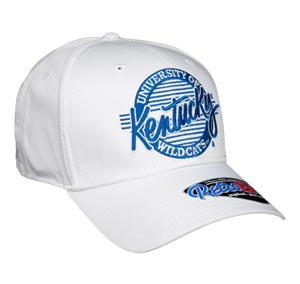 Kentucky Large Retro Snapback College Circle Hats By The Game