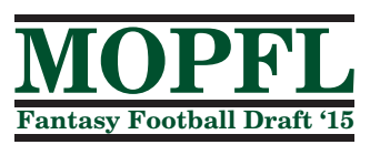 Fantasy Football MOPFL
