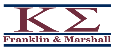 Franklin & Marshall Kappa Epsilon
