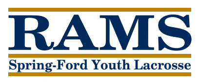 Rams Spring-Ford Youth Lax