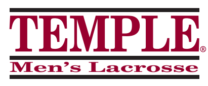 Temple Mens Lax