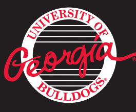 UGA Bulldogs Circle
