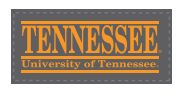 University of Tennessee patch